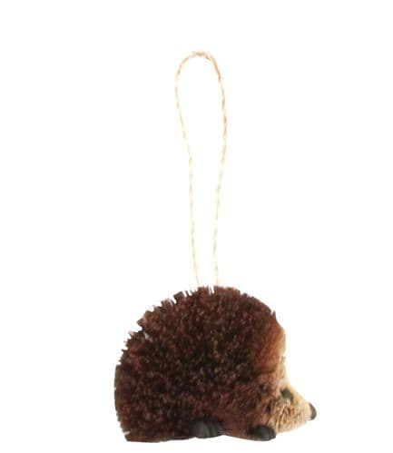 Bristle Animal Decoration - Hedgehog 2